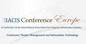 IACIS Conference Europe 2021